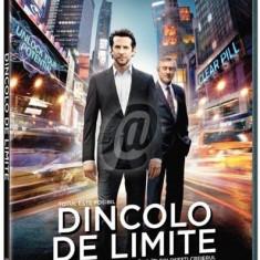 Dincolo de limite. Limitless (DVD)