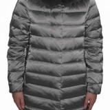 Jacheta textil dama, din poliamida, Geox, W8425M-F3188-M0-06, verde, 46