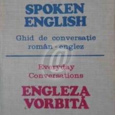 Spoken English - Ghid de conversatie roman-englez