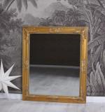 Oglinda cu o rama aurie SNA016