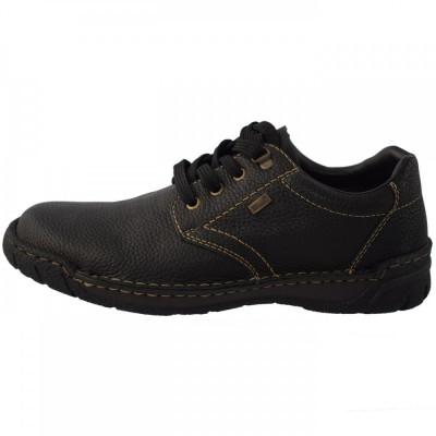san francisco de unde pot cumpăra foarte ieftin Pantofi barbati, din piele naturala, Rieker, B0300-00-1, negru 44 ...