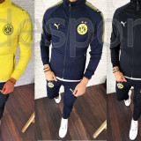 Trening Borussia Dortmund - Model conic - Model NOU 2018 2019 - Calitate premium, L, M, S, XL, XXL, Bleumarin, Galben, Negru