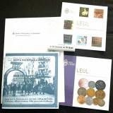 100 lei 2018 BNR in pliant + plic BNR + fisic 50 bani 100 ani Marea Unire
