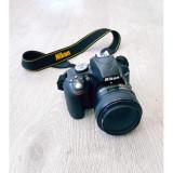 DSLR Nikon D3300, 1722 cadre
