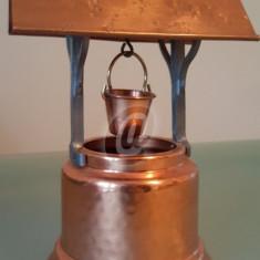 Fantana din cupru decorativa, 19 cm