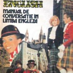 Spoken English - Manual de conversatie in limba engleza, vol. 1