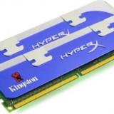 Kit 4gb ddr3 1333 mhz Kingston HyperX Blu Dual Channel, DDR 3, 4 GB