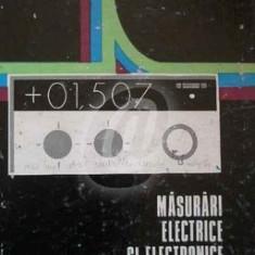 Masurari electrice si electrotehnice (Ciorascu)