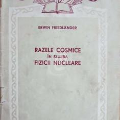 Bazele cosmice in slujba fizicii nucleare