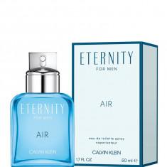 Apa de toaleta Calvin Klein Eternity Air, 50 ml, pentru barbati