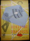 Teatrul Tineretului , Afisul piesei Scrisori de dragoste , de Virgil Stoenescu