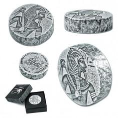 Moneda / lingou argint .999 - King Tutankhamon 2016, Africa