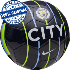Minge fotbal Nike Manchester City - minge originala, 5, Teren sintetic