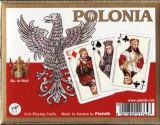 Cărți de joc  de lux  Polonia. Punte dubla. Piatnik.