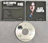 Alice Cooper - Super Hits CD (1999), sony music