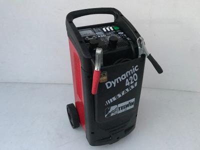 Robot pornire Auto Telwin Dynamic 420 Start, 12/24 V, foto