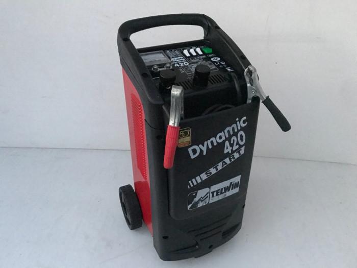 Robot pornire Auto Telwin Dynamic 420 Start, 12/24 V,