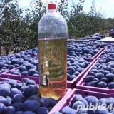 Tuica de prune de Topoloveni, 100% naturala
