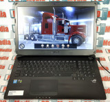 "Laptop Gaming ASUS 17.3"" Core i7 4700HQ 2.40 GHz RAM 8GB SSD 120 GB GTX 765M 2GB, Intel Core i7, 8 Gb"