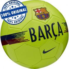 Minge fotbal Nike FC Barcelona - minge originala