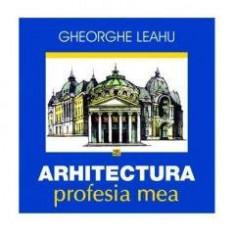 Arhitectura, profesia mea - de GHEORGHE LEAHU, Alta editura, 2015