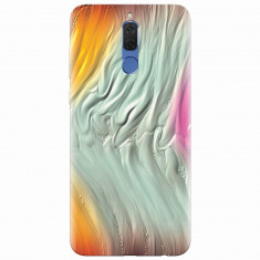 Husa silicon pentru Huawei Mate 10 Lite, Attractive Abstract Design
