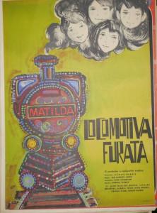 6 afise de filme , in stare excelenta , din anii 60 ; pret pentru toate , nr. 3
