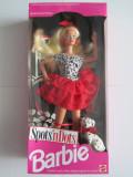 Papusa Barbie-Spots'n Dots-Dalmatian-Editie Speciala-1993-Mattel 10491-NOU, Plastic