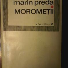 Marin Preda  - Morometii vol. II (prima editie)