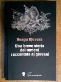 Neagu Djuvara - Una breve storia dei romeni raccontata ai giovani