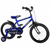 Bicicleta cu Roti Ajutatoare Hero 16 inch