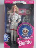 Papusa Barbie-Astronaut-Career Collection-Editie Speciala-1994--Mattel 12149-NOU, Plastic