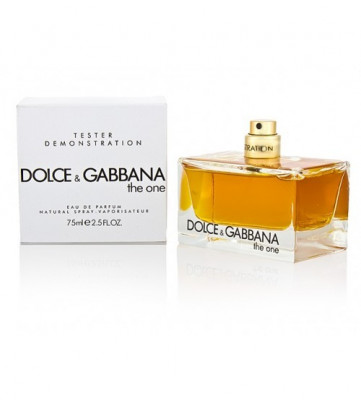 Dolce & Gabbana The One For Her 75ml (EDP) _ Tester Parfum foto