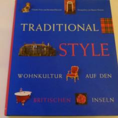 Traditional style - cultura locuintei pe insulele britanice