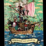 Spiridon Vangheli - Ispravile lui Guguta, cartonata, aproape noua, raritate