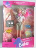 Papusa Barbie-Paleontologist-Career Collection-Editie Speciala-1996-Mattel 17240, Plastic