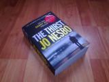Jo nesbo the thirst (ed. in lb. engleza)