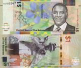 BAHAMAS 1 dollar 2017 UNC!!!