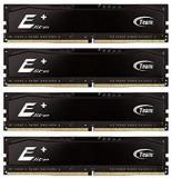 Memorii Team Group Elite Plus DDR4, 4x8GB, 2400 MHz, CL 16