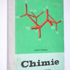 CHIMIE - Manual pentru clasa a XII - a Ed. Didactica si pedagogica 1972, Alta editura