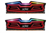 Memorie A-DATA XPG Spectrix D40 RGB DDR4, 2x8GB, 2666 MHz, CL 16
