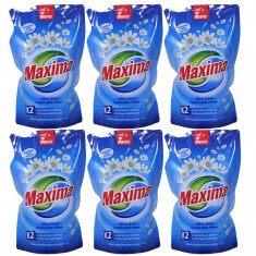6 x Balsam de rufe Sano Maxima Ultra Fresh, 6 x 1L