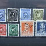 GERMANIA SUPRATIPAR 3 BERLIN 4, Stampilat