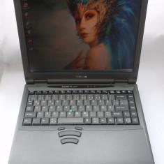 Toshiba Satellite Pro 4600 laptop de colectie se vinde in mod de licitatie, Intel Pentium III, Sub 1 GB, Sub 80 GB