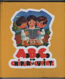 A.B.C. ABC in chipuri si cuvinte - text + ilustratii Dem