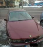 BMW E39 Rosu volan dreapta, Seria 5, 525, Benzina