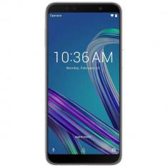 Zenfone Max PRO Dual Sim 64GB LTE 4G Argintiu 4GB RAM, Neblocat