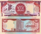 TRINIDAD & TOBAGO 1 dollars 2006 (2017) UNC!!!