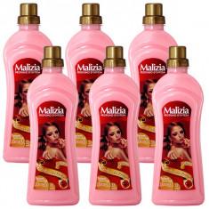 6 x Balsam de rufe Malizia Rubin, 6 x 1L