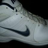Nike zoom evidence marimea 45.5, Alb